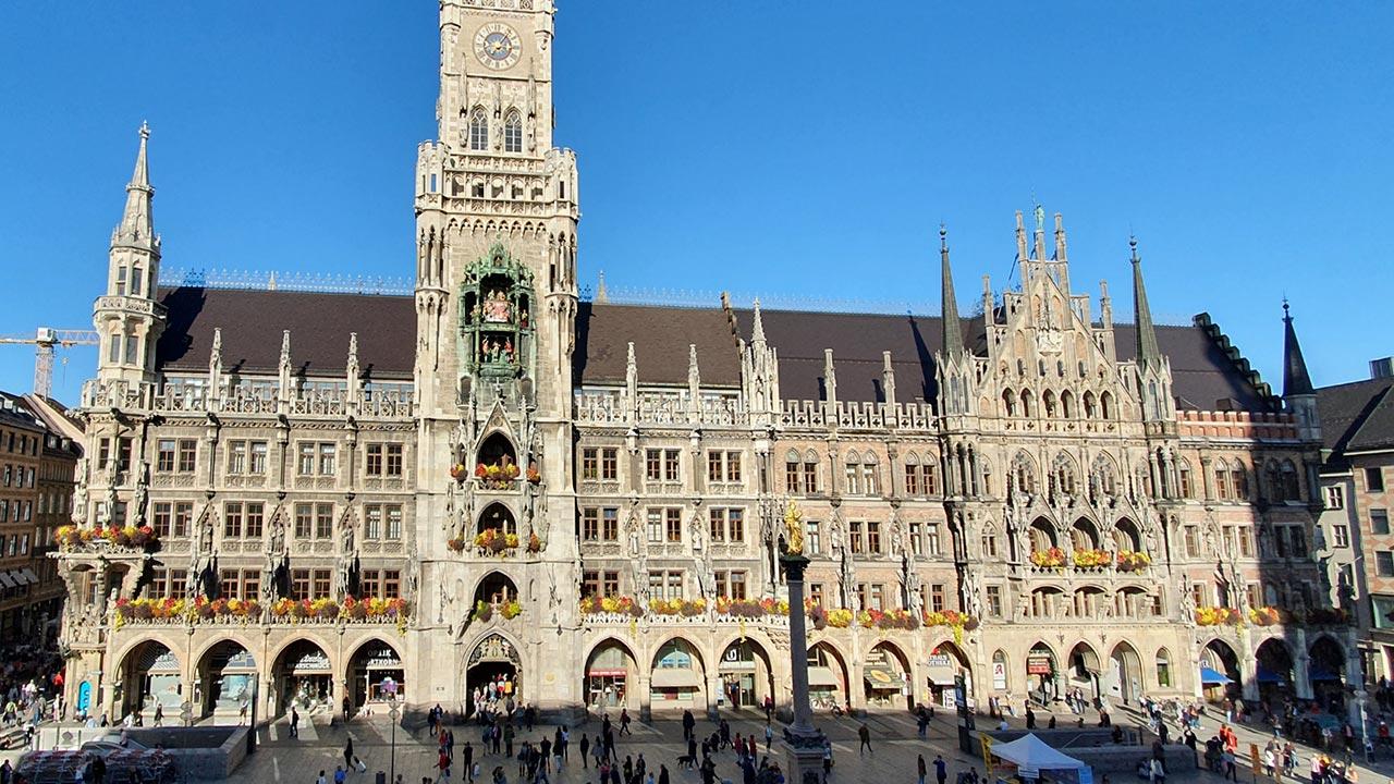 Marienplatz Notariat München